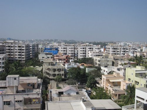 Hyderabad housing growth- Banjara Hills