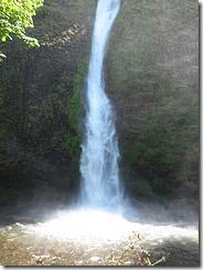 Horsetail Falls 1