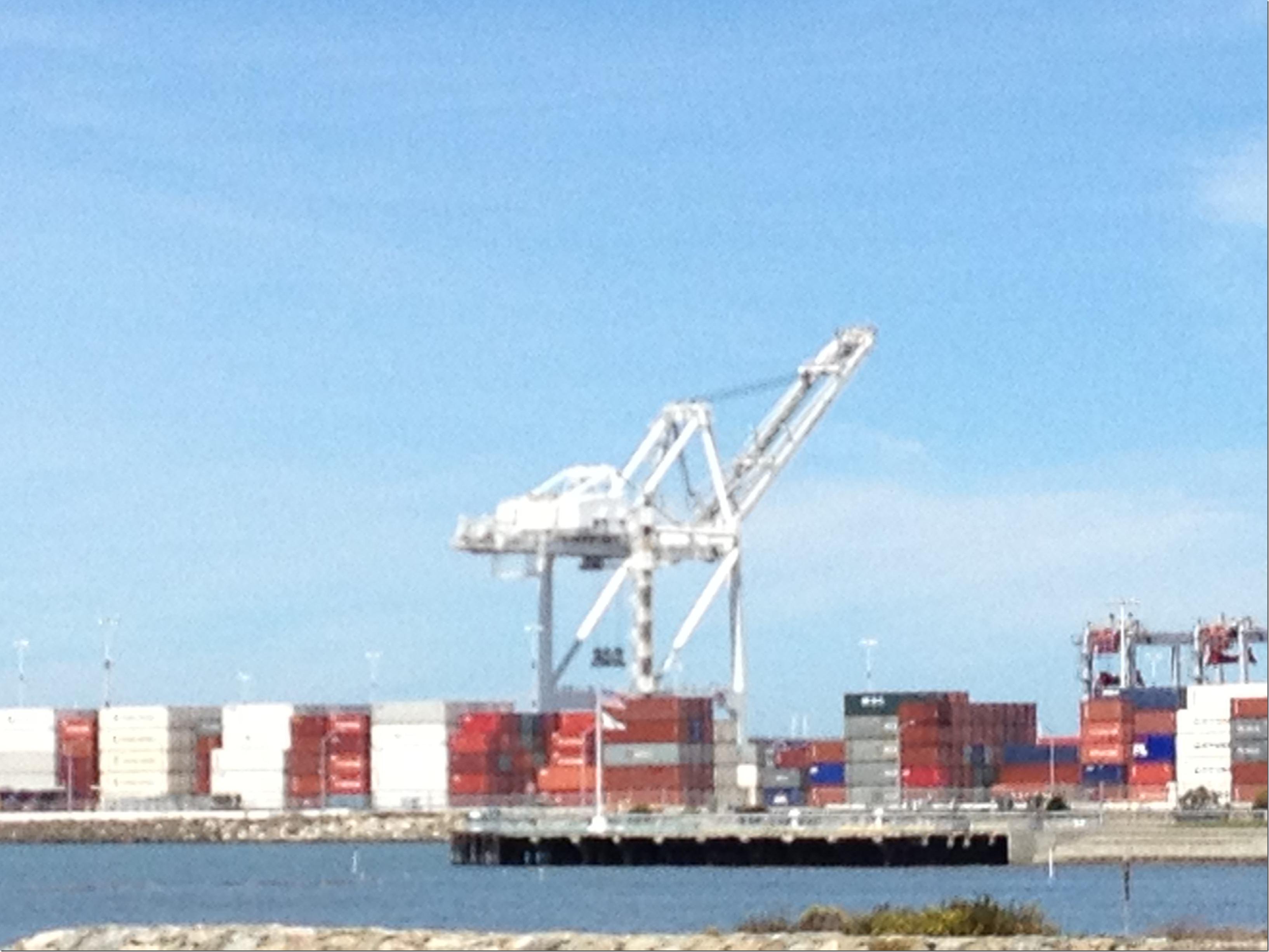 Oakland Crane 3